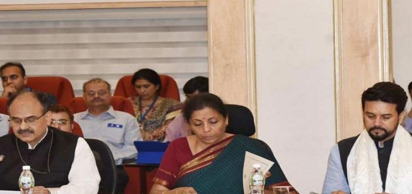 आज गोवा में वस्तु एवं सेवा कर जीएसटी काउंसिल की अहम बैठक