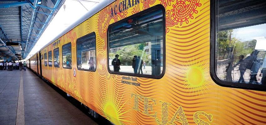 देश की पहली निजी ट्रेन शुक्रवार को आएगी गोरखपुर