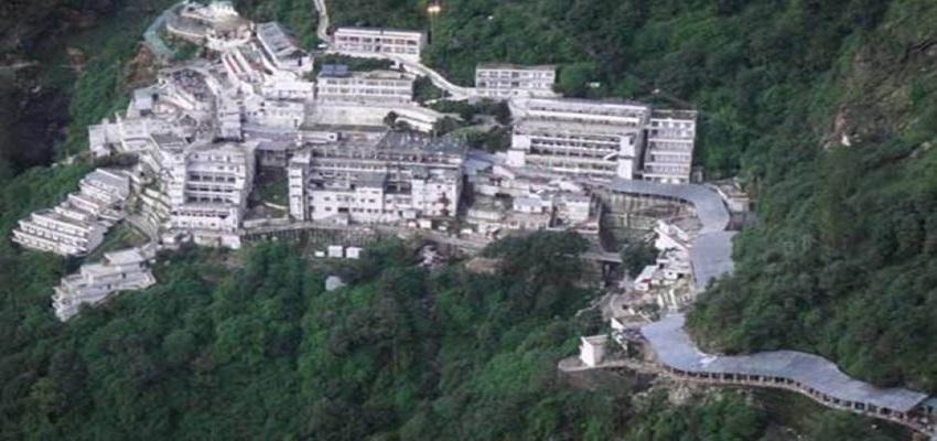 वैष्णों देवी की पुरानी गुफा में होंगे स्वर्णिम दर्शन