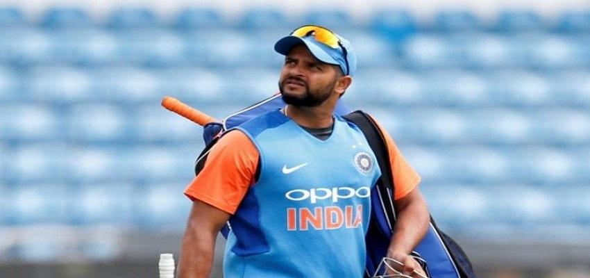 सुरेश रैना करना चाहते हैं टीम इंडिया में वापसी