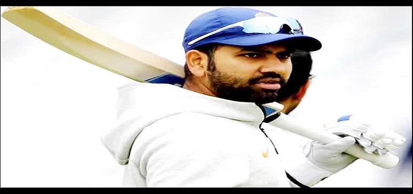टीम इंडिया के लिए टेस्ट में ओपनिंग करेंगे रोहित
