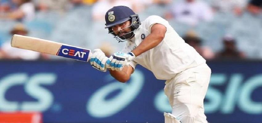 रोहित शर्मा की तूफानी बल्लेबाजी