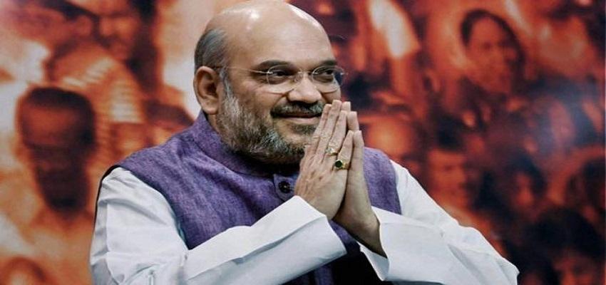 गृहमंत्री ने ट्रेनी IPS अधिकारियों को किया संबोधित