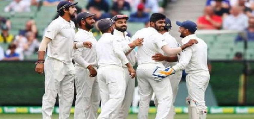 ICC टेस्ट चैंपियनशिप में पहली टीम बनेगी टीम इंडिया