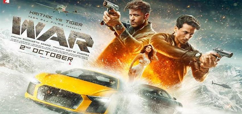 फिल्म वाॅर ने बॉक्स ऑफिस पर पार किया 200 करोड़ का आंकड़ा
