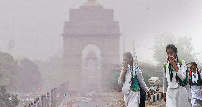 हवा की गुणवत्ता बेहद खराब होने से सांस लेना हुआ मुश्किल