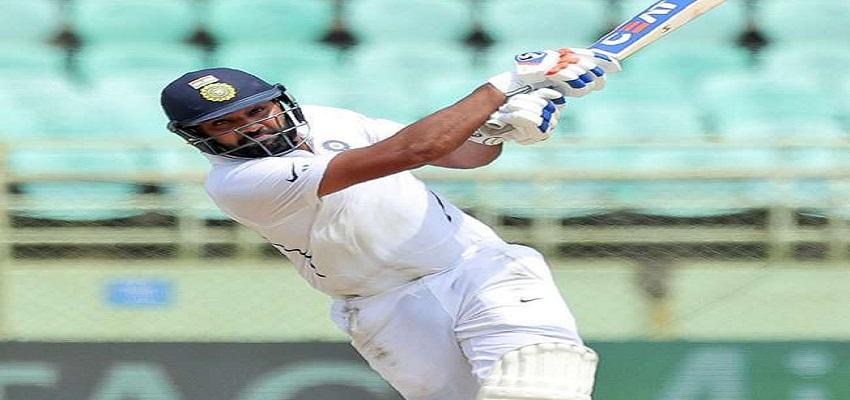 Ind vs SA- रोहित का टेस्ट सीरीज में सबसे ज्यादा सिक्स रेकॉर्ड