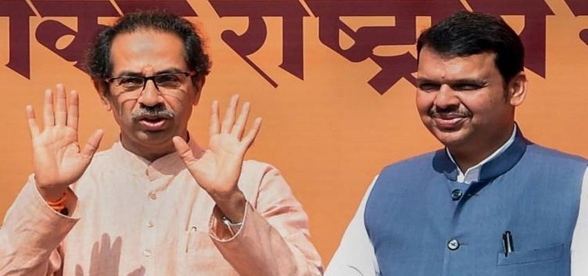 ढाई साल के लिए शिवसेना ने मांगा CM पद