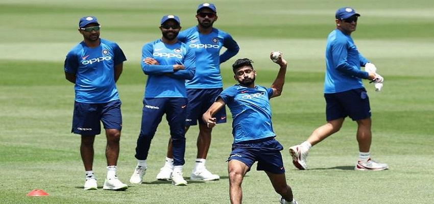 दूसरे टेस्ट में जुटी टीम इंडिया