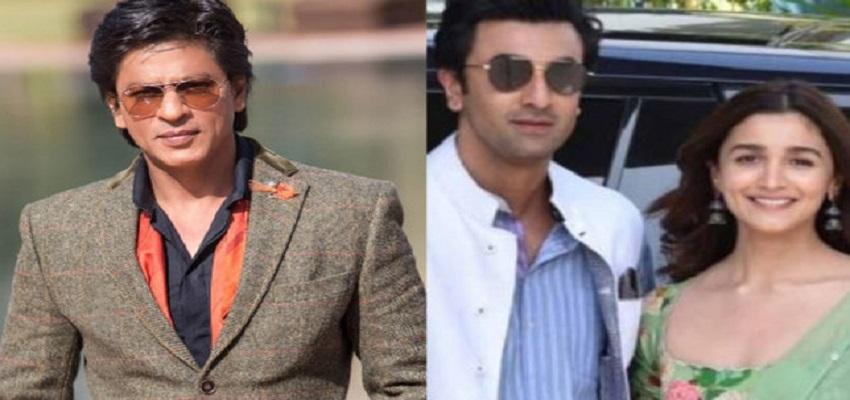 शाहरुख खान ने शुरु की रणबीर-आलिया के साथ शुटिंग