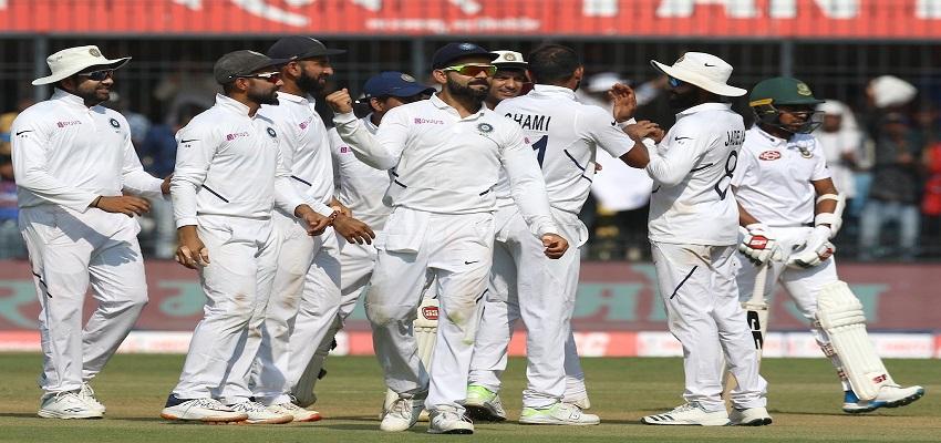 IND vs BAN-दूसरे दिन बड़ा स्कोर बनाने की  टीम इंडिया  की तैयारी