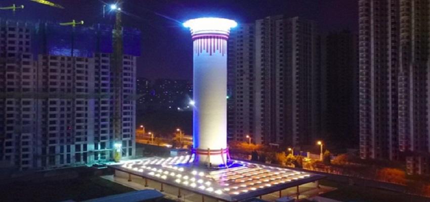 क्या है स्मॉग टावर, कैसे कम करता है प्रदूषण