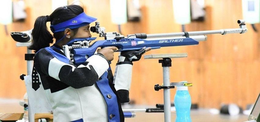 शूटिंग वर्ल्ड कप में 31 साल बाद भारत के 14 खिलाड़ी क्वालिफाई
