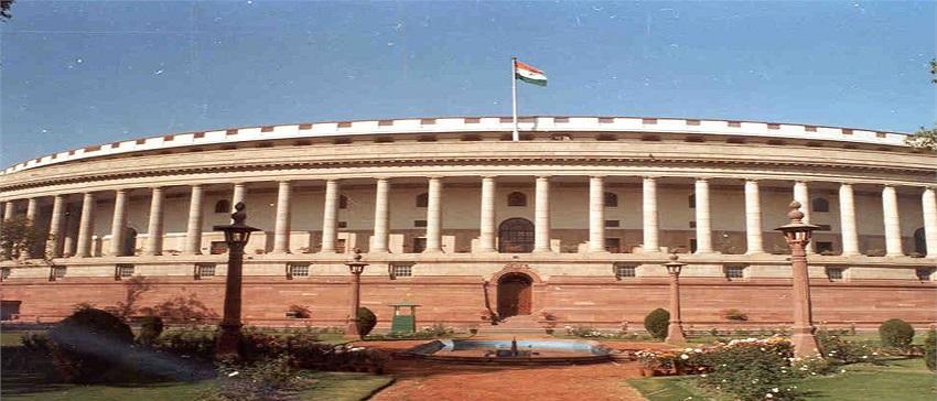 कल से संसद का शीतकालीन सत्र