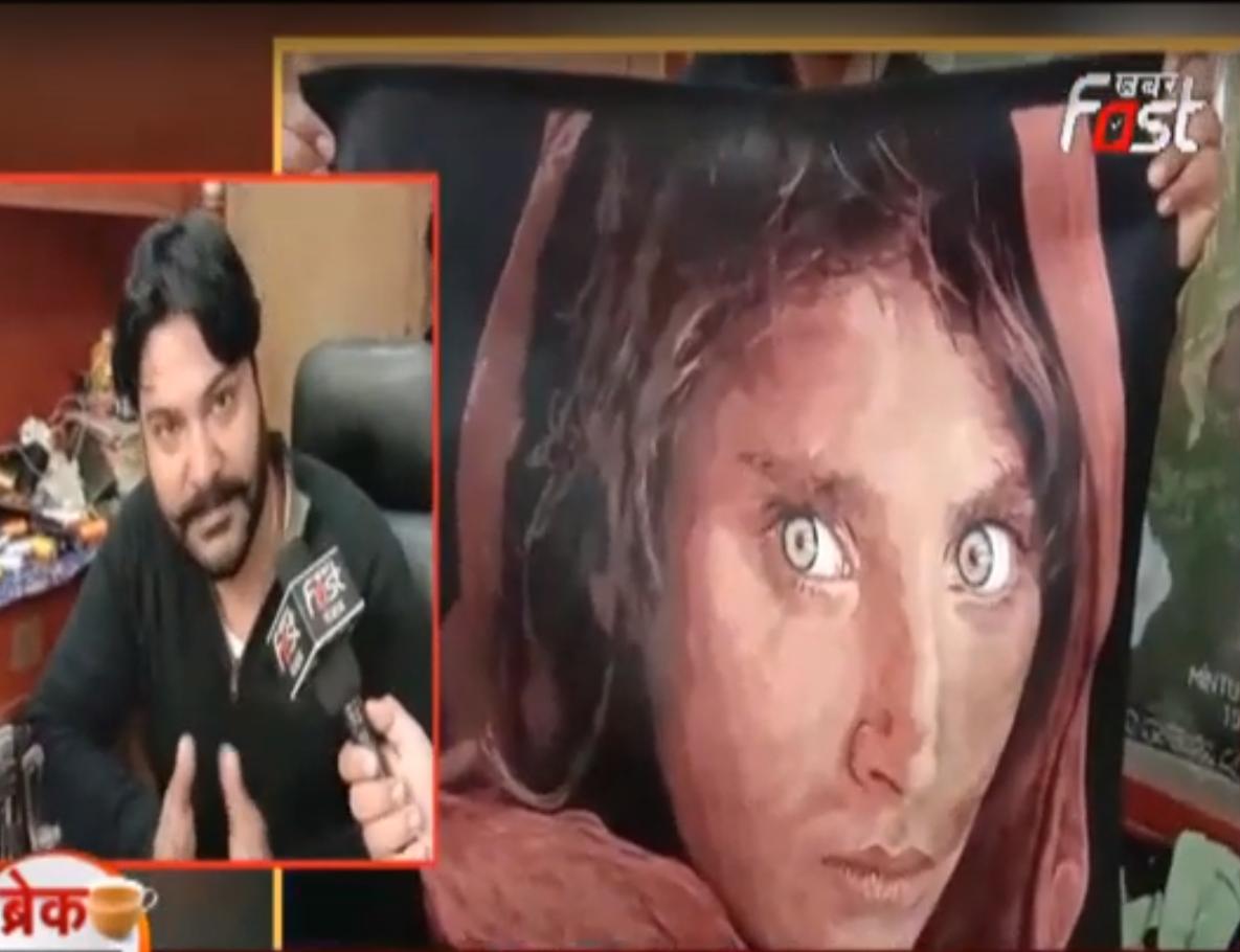 Video- इस लड़के के हाथ में हैं खुदा का करिश्मा....