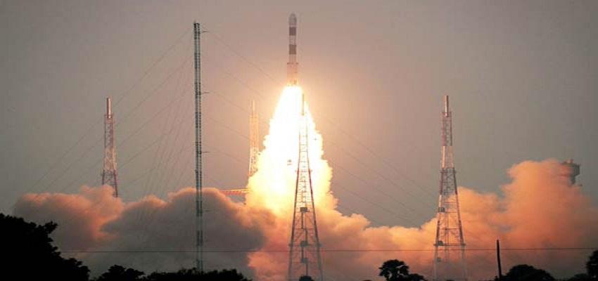 ISRO ने लॉन्च किया कार्टोसैट-3 सैटलाइट