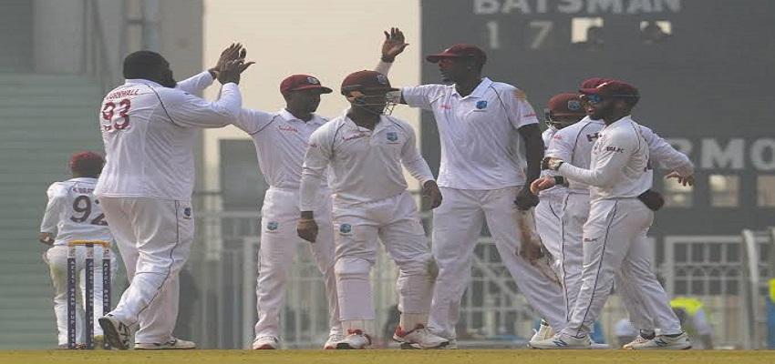 लखनऊ टेस्ट- तीसरे दिन ही वेस्टइंडीज से हारा अफगानिस्तान