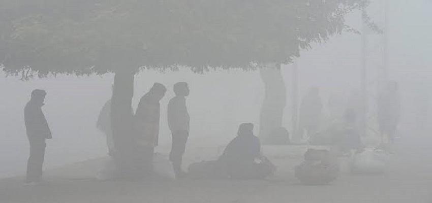 ठंड की चपेट में पूरा उत्तर भारत