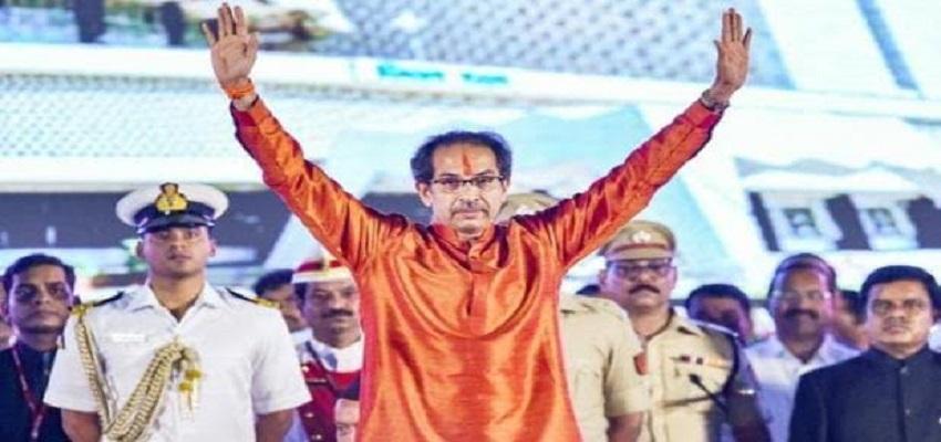 महाराष्ट्र में उद्धव सरकार का ऐलान