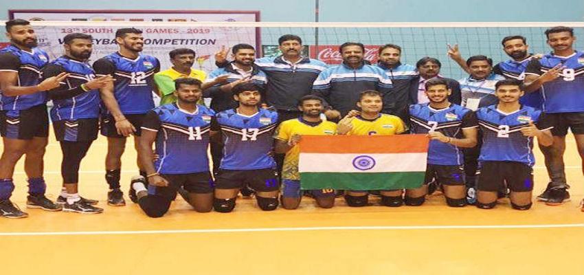 दक्षिण एशियाई खेलों में भारत का दबदबा