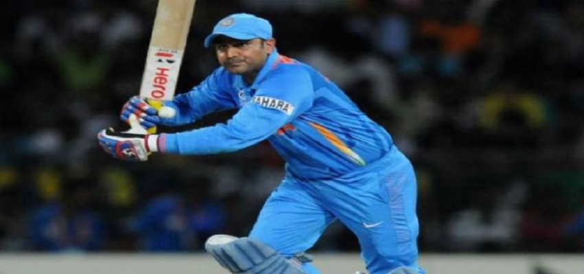 वीरू ने विंडीज के खिलाफ ठोकी थी डबल सेंचुरी