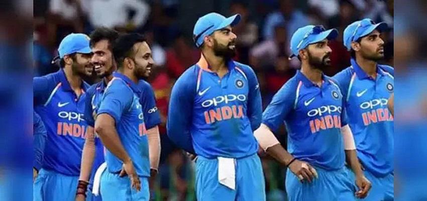 टी20 वनडे और टेस्ट टीम का ऐलान आज