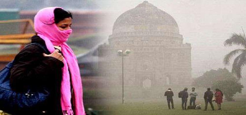 दिल्ली में फिर पड़ सकती है कड़ाके की ठंड