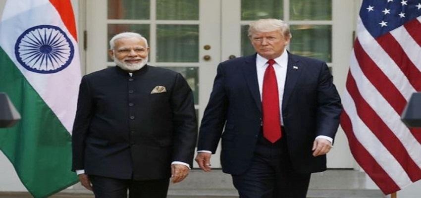 भारत  में ट्रंप का दौरा अहमदाबाद में होगा कार्यक्रम