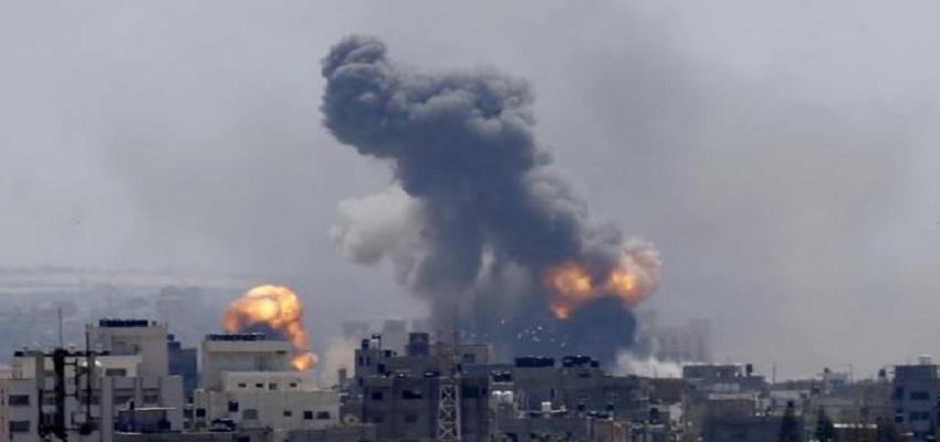बगदाद में यूएस एंबेसी के बाहर 3 रॉकेट दागे