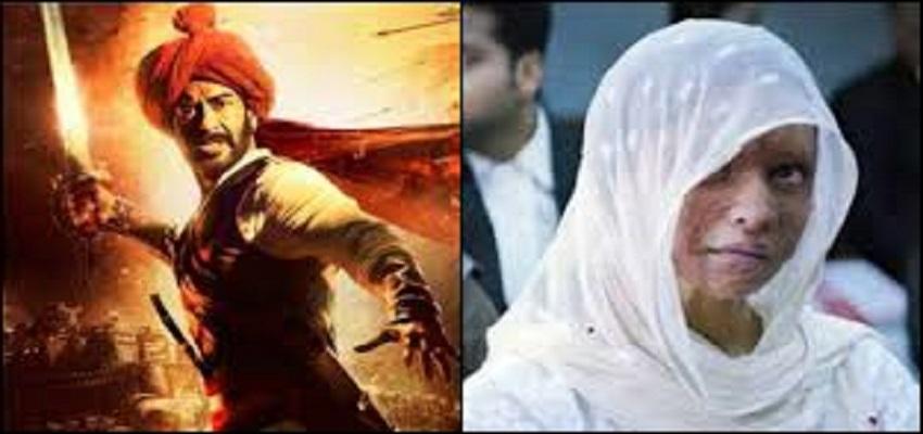 अजय देवगन की 'तानाजी' 200 करोड़ के करीब
