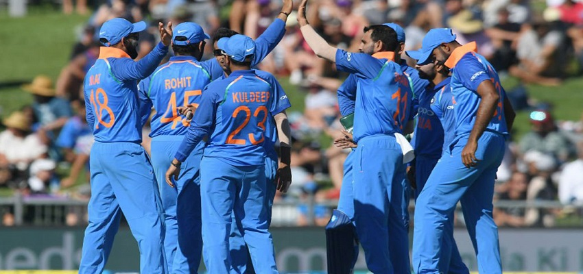 INDvsNZ- भारतीय टीम में बदलाव