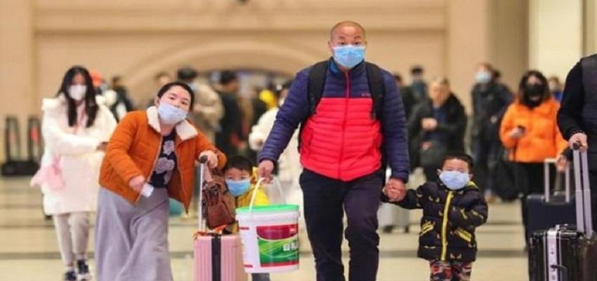 चीन में कोरोना वायरस का कहर