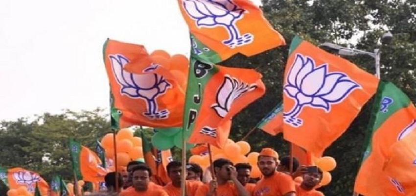 दिल्ली में चुनाव दौर, बीजेपी ने लगाया पूरा जोर