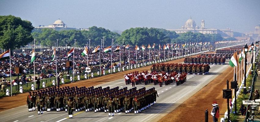 देश मना रहा है अपना 71वां गणतंत्र दिवस