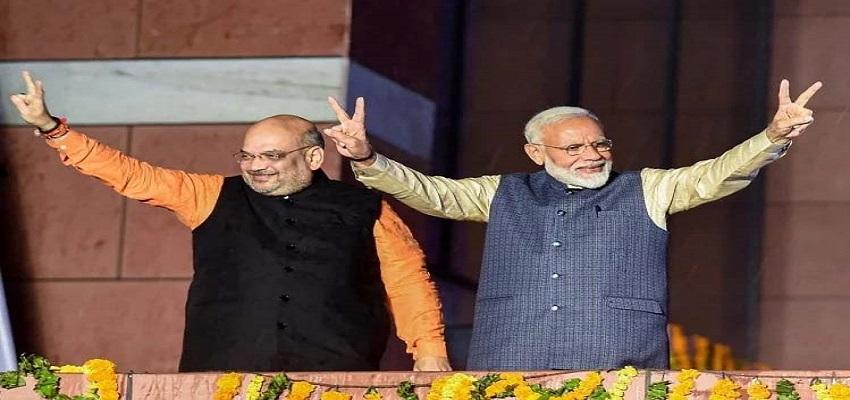 PM मोदी, गृहमंत्री अमित शाह ने गणतंत्र दिवस की देशवासियों को दी शुभकामनाएं