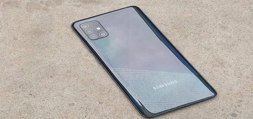 भारत में सैमसंग Galaxy A51 की बिक्री शुरू