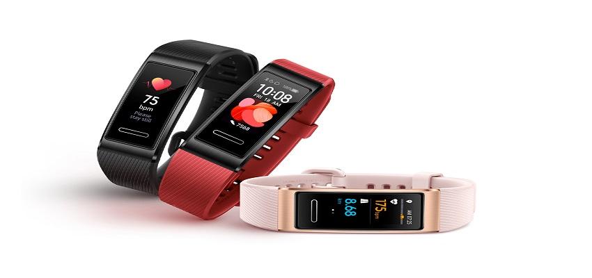 भारत में Huawei Band 4 की सेल शुरू