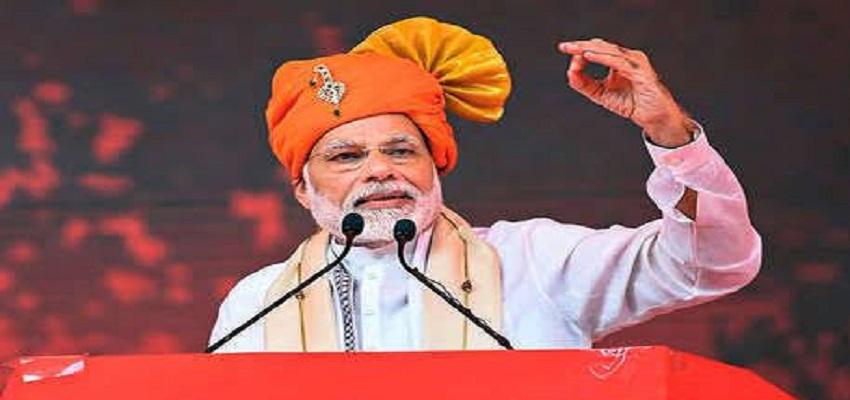आज दिल्ली के रण में उतरेंगे PM मोदी