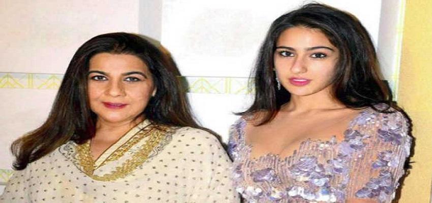 अपनी मम्मी की फिल्म का रीमेक करेंगी सारा अली खान