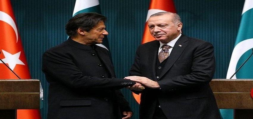 आज तुर्की के राष्ट्रपति करेंगे पाकिस्तान का दौरा
