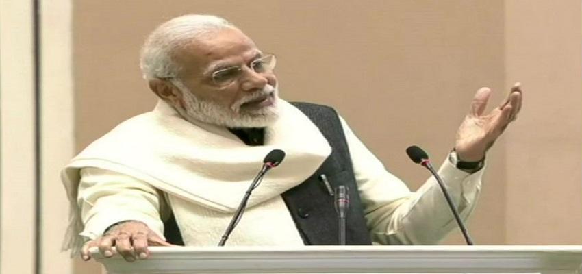 पीएम मोदी ने की हर भारतीय से ईमानदारी से टैक्स देने की अपील