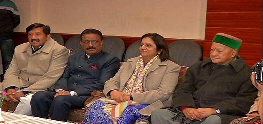 कांग्रेस की हिमाचल प्रभारी रजनी पाटिल का बीजेपी पर वार