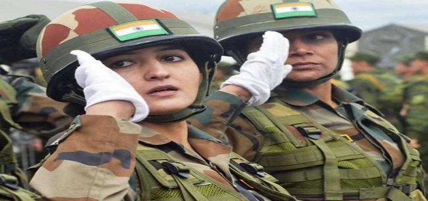 महिला अधिकारियों को सेना में मिलेगा स्थाई कमीशन