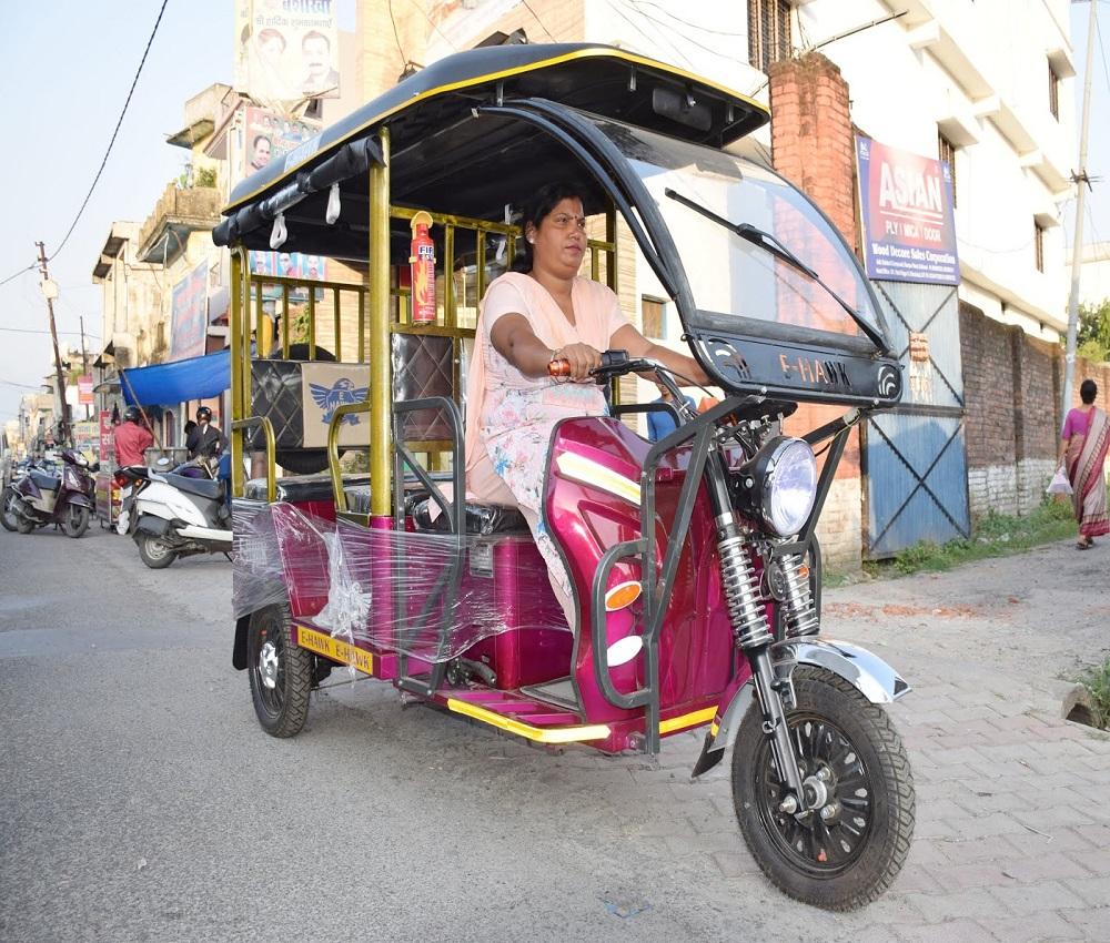 होशियारपुर में आत्मनिर्भर महिलाएं