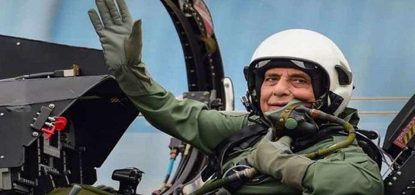 रक्षामंत्री राजनाथ सिंह ने 'बालाकोट एयरस्ट्राइक' की वर्षगांठ पर ट्विट कर दी बधाई