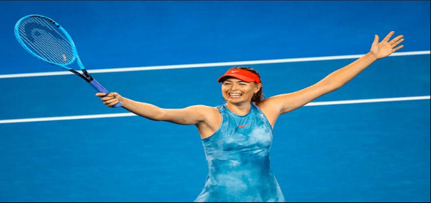32 साल की मारिया शारापोवा ने टेनिस को कहा अलविदा