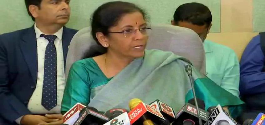 Nirmala Sitaraman On Coronavirus Outbreak: कोरोना पर केन्द्रीय वित्त मंत्री की प्रेस कॉन्फ्रेंस, व्यापारी, करदाता और कंपनियों को दी बड़ी राहत