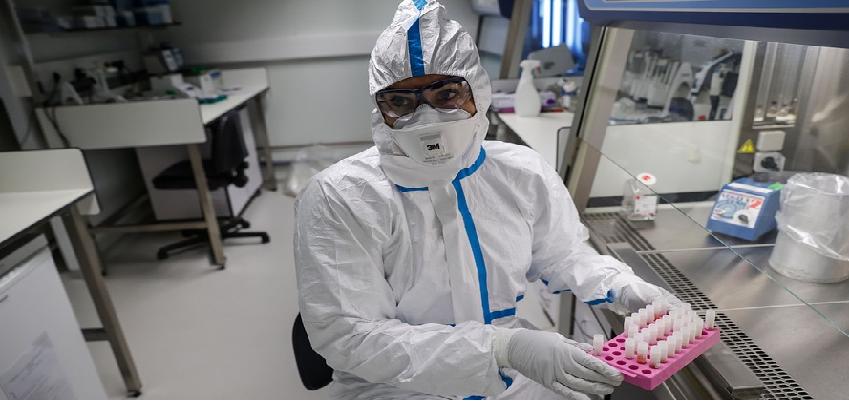 Coronavirus Research update : कोरोना की जांच के लिए चल रहे शोध, इस कंपनी ने किया दावा, 5 मिनट में चलेगा संक्रमित का पता