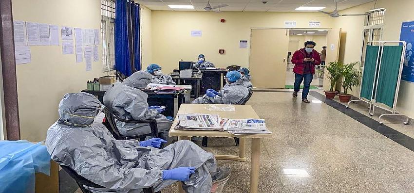 corona uodate in India: देश में 1058 हुई कोरोना संक्रमितों की संख्या, महाराष्ट्र में नहीं थम रही संक्रमण की रफ्तार