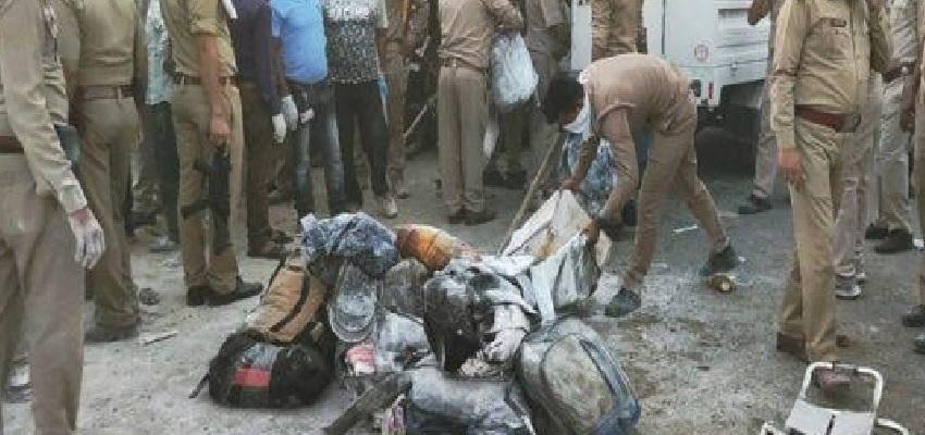 Auraiya Road Accident: औरेया में 24 प्रवासी मजदूरों की मौत PM मोदी ने जताया दुख, योगी सरकार ने तत्काल सस्पेंड किए 2 SHO